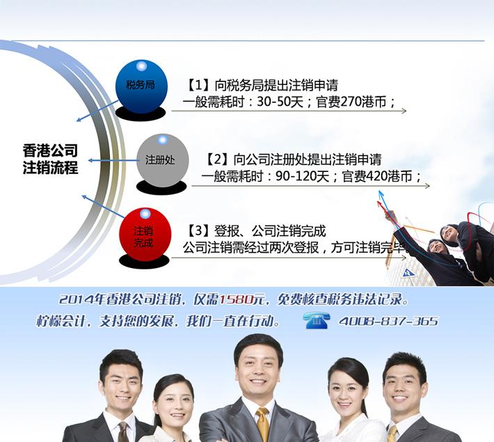 2014年香港公司注销流程及费用【热门】